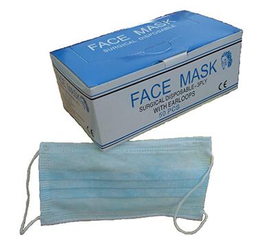 3 Ply Face Mask Zheng Fa Trading Pte Ltd